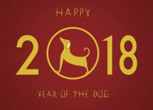 Happy Chinese New Year! Year of The Dog!